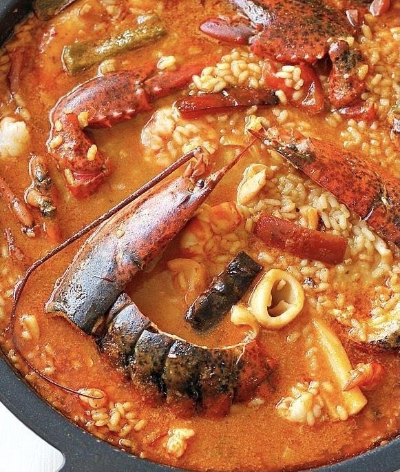 Restaurante Casa Garrido: Arroz con bogavante por encargo