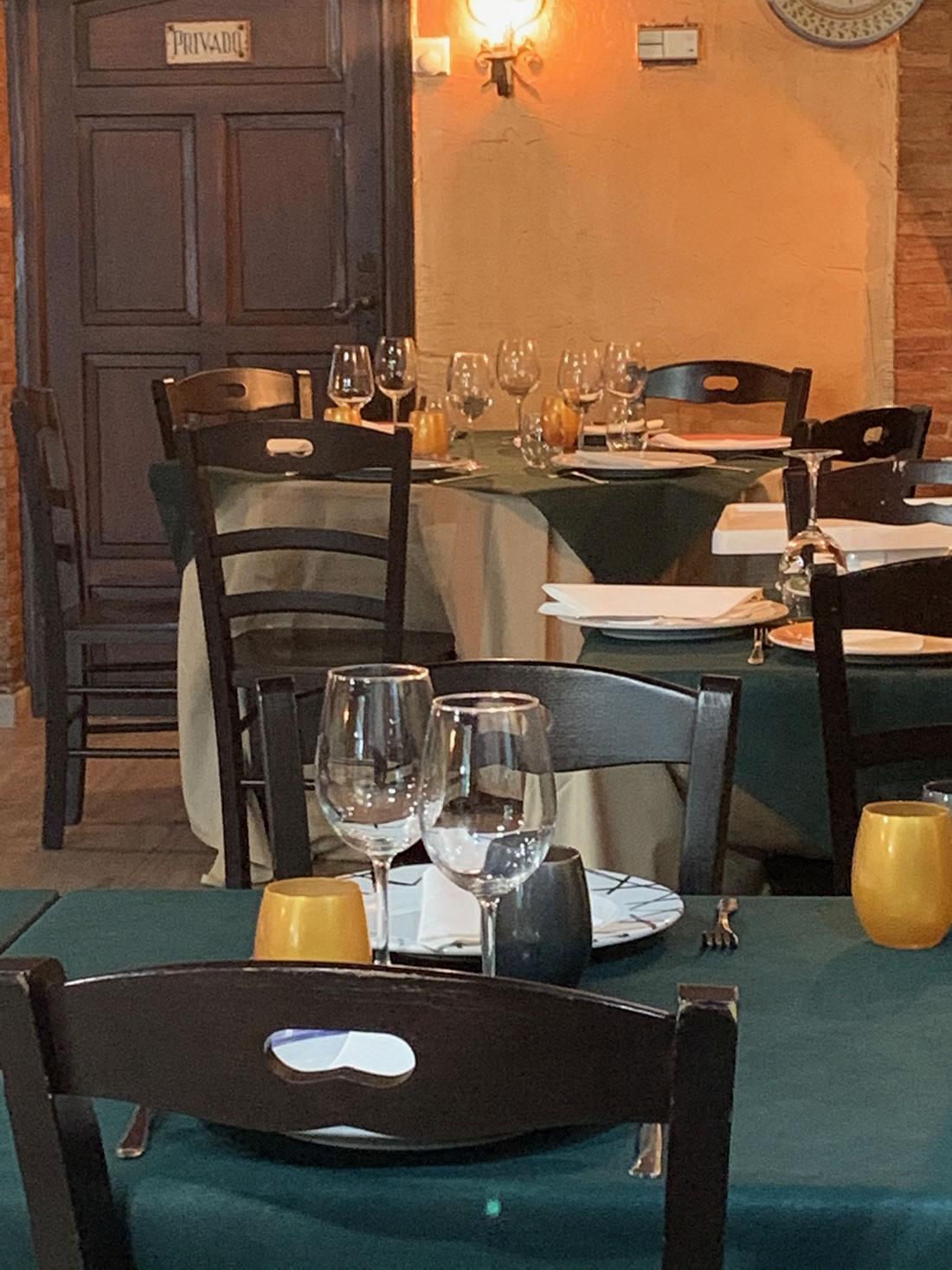 Restaurante Casa Garrido: Interior del Restaurante